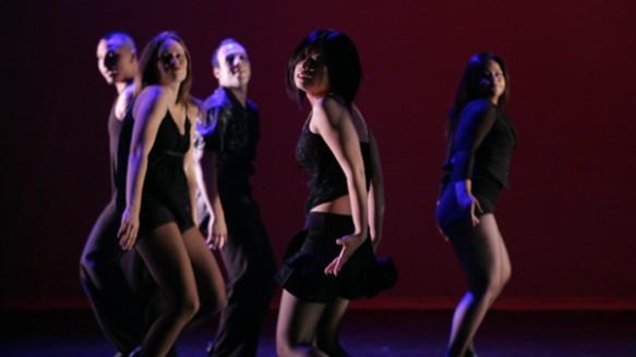 Danceworks Spring 2008: Let Go Let Gravity