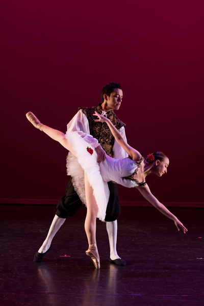 Choreographer: Mychelle; Ballet Pas de Deux