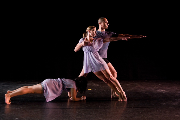 """Bridges: Danceworks 2009""; Santa Ana college Student Dance Concert 4-29-09"