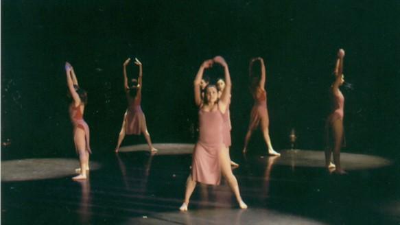 Young Choreographer Showcase 2004