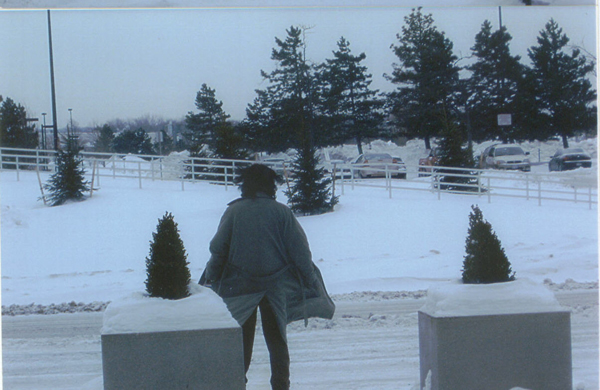 mike out in the cold short film, costume design by Katharine Tarkulich